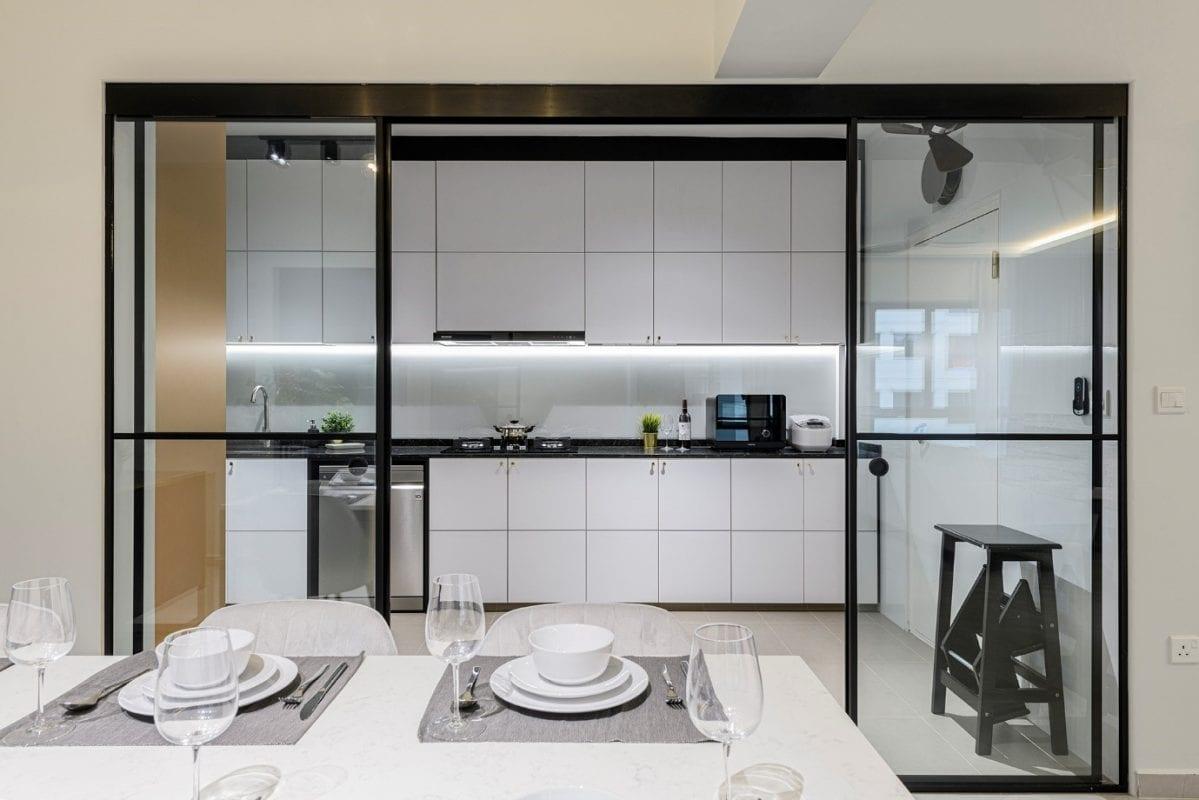 obbio/ open kitchen