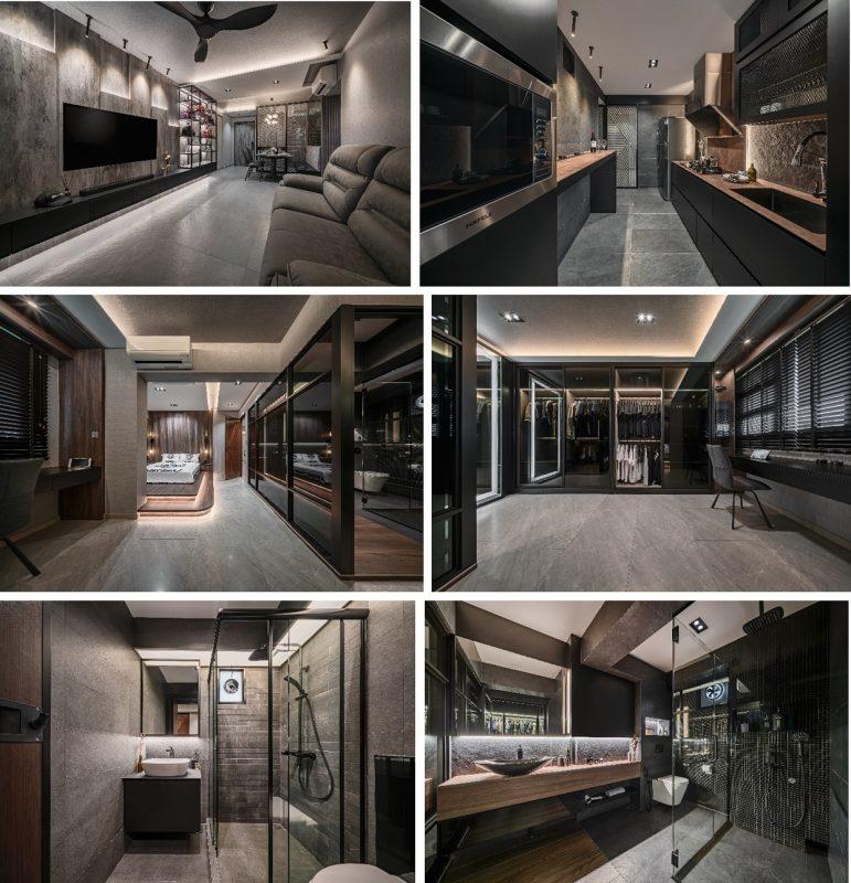 4-room HDB flat renovation ideas - Yishun 1
