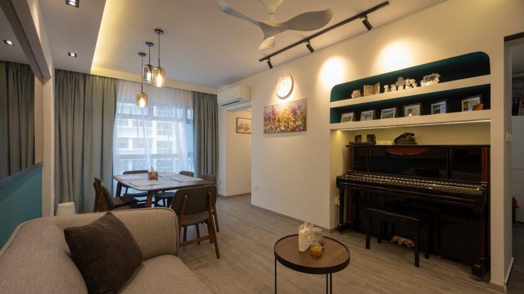 diva's/ living room