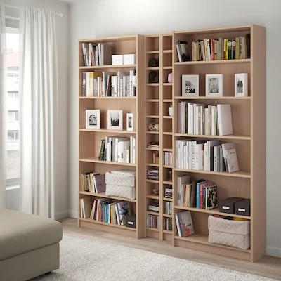 BILLY GNEDBY Bookcase ($376.00)
