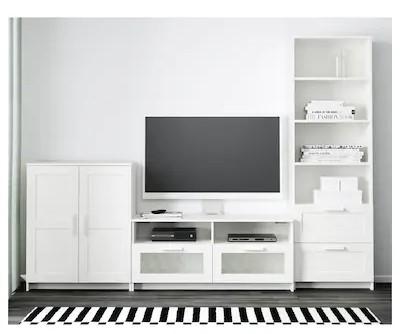 BRIMNES TV Cabinet and Display ($427.00)