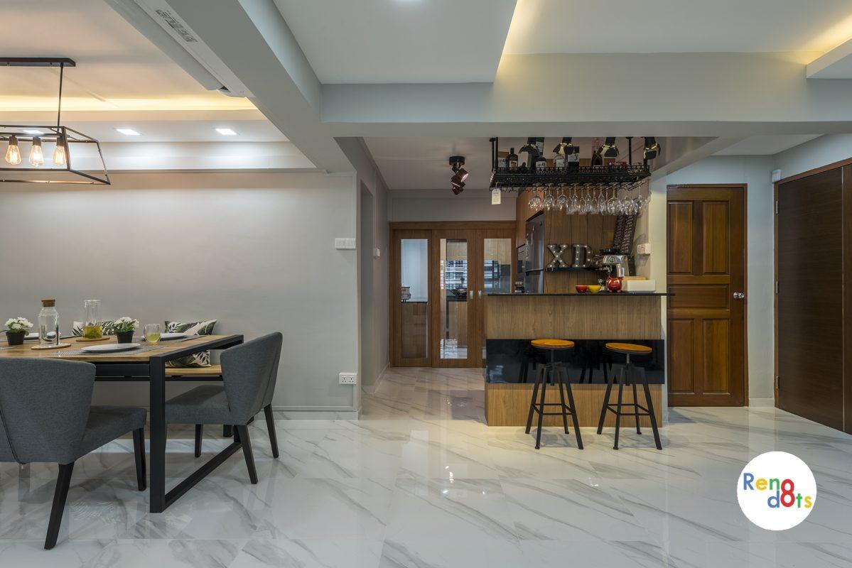 ID Gallery Interiors apartment