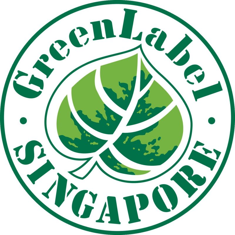 Image of GreenLabel Singapore logo