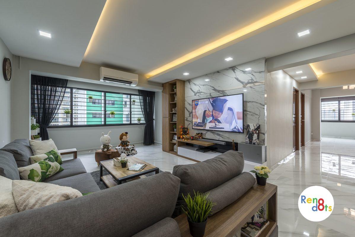 ID Gallery Interiors living room