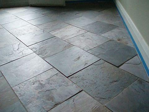debonded or popped tile