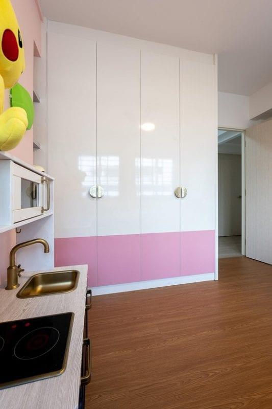 elpis interior - bedroom cupboard
