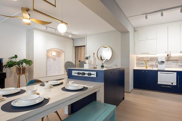 elpis interior - dining area 1