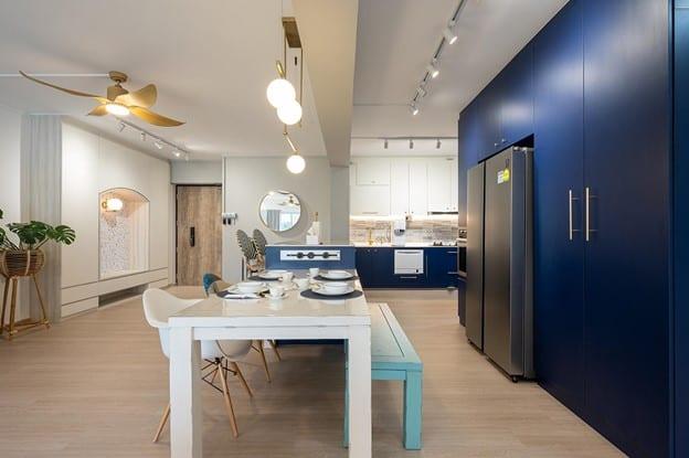 elpis interior - dining area 2