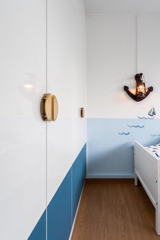 elpis interior - kids room wall