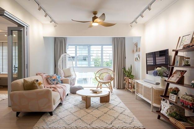 elpis interior - living area 1
