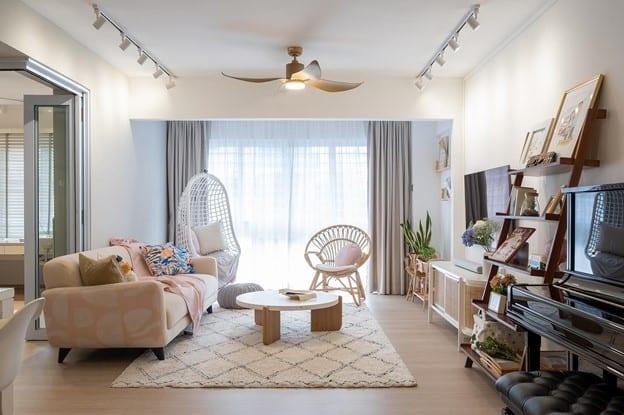 elpis interior - living area 2