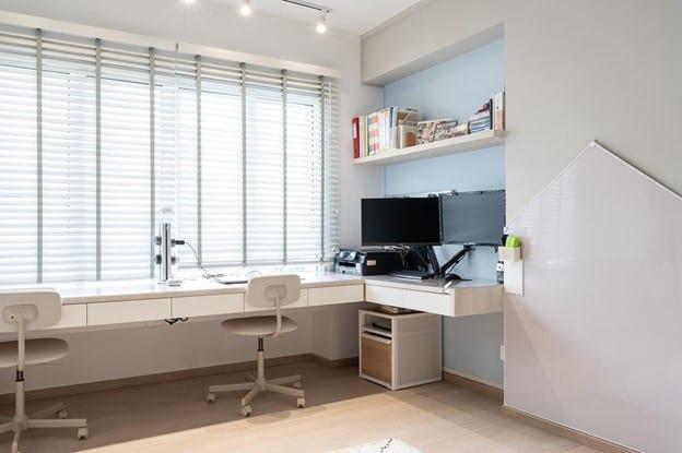 elpis interior - study room 1