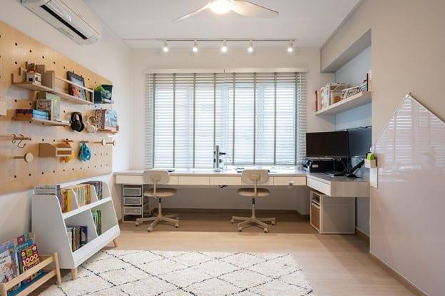 elpis interior - study room 2