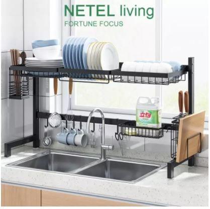 kitchen drying rack 2