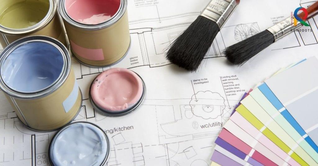 renovation colour scheme