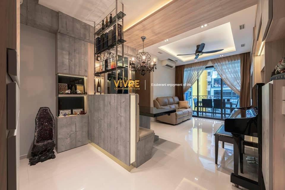 Westwood Residences - Vivre Creative Design