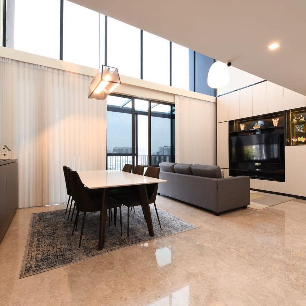 Penthouse Condo - Prestige Design Studio