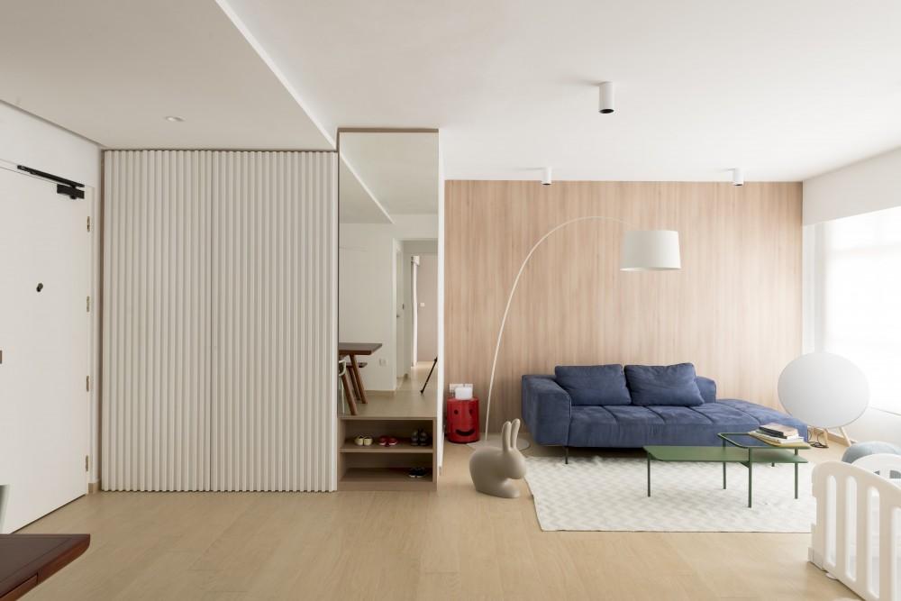 4 Room Apt - 13th Design Studio