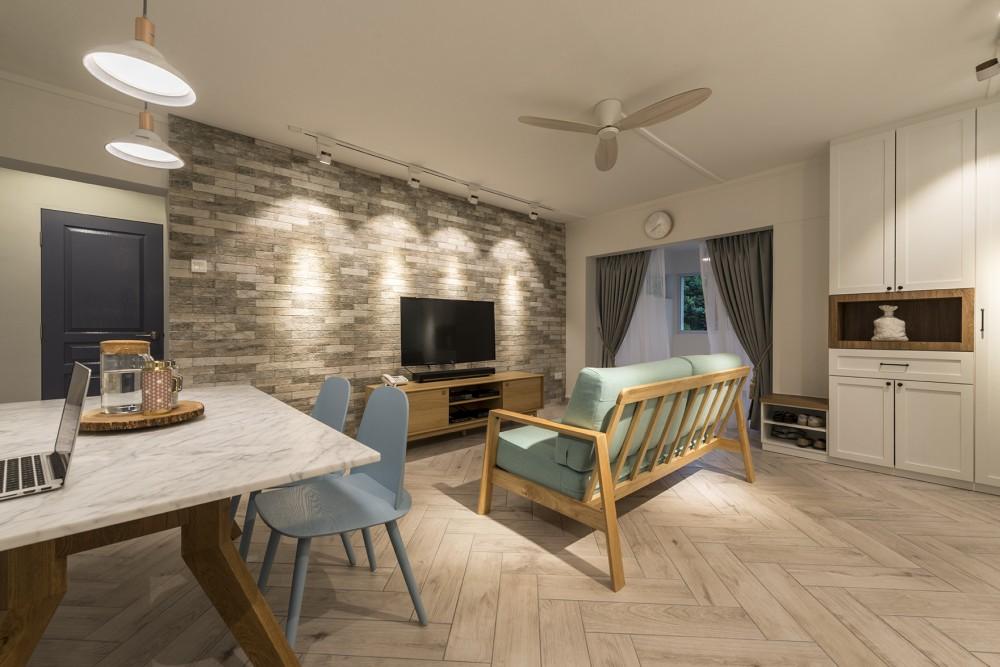 L Cottage 4 Room -13th Design Studio