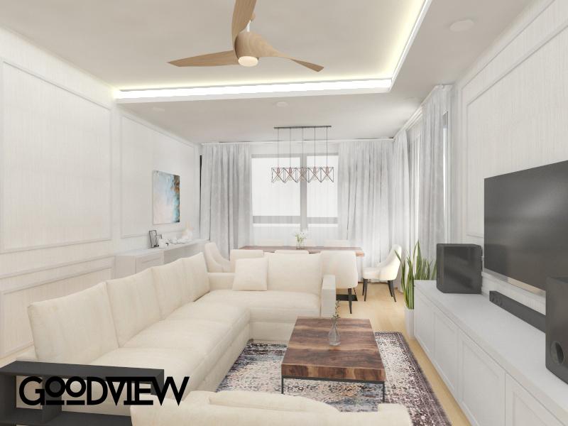 Good View Interior1195