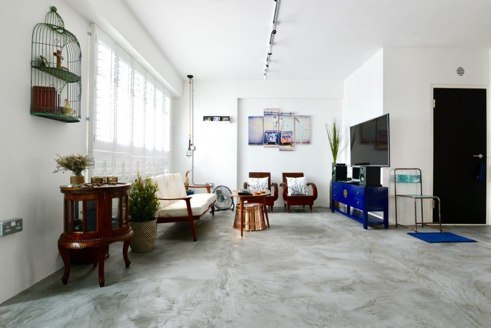 Telok Blangah - Van Hus Interior Design
