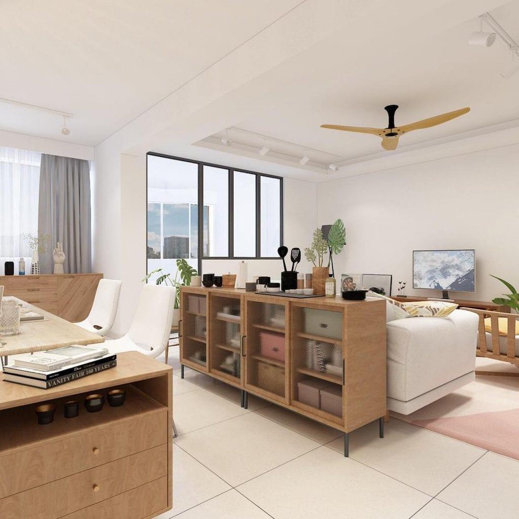 HDB EA - Prestige Design Studio