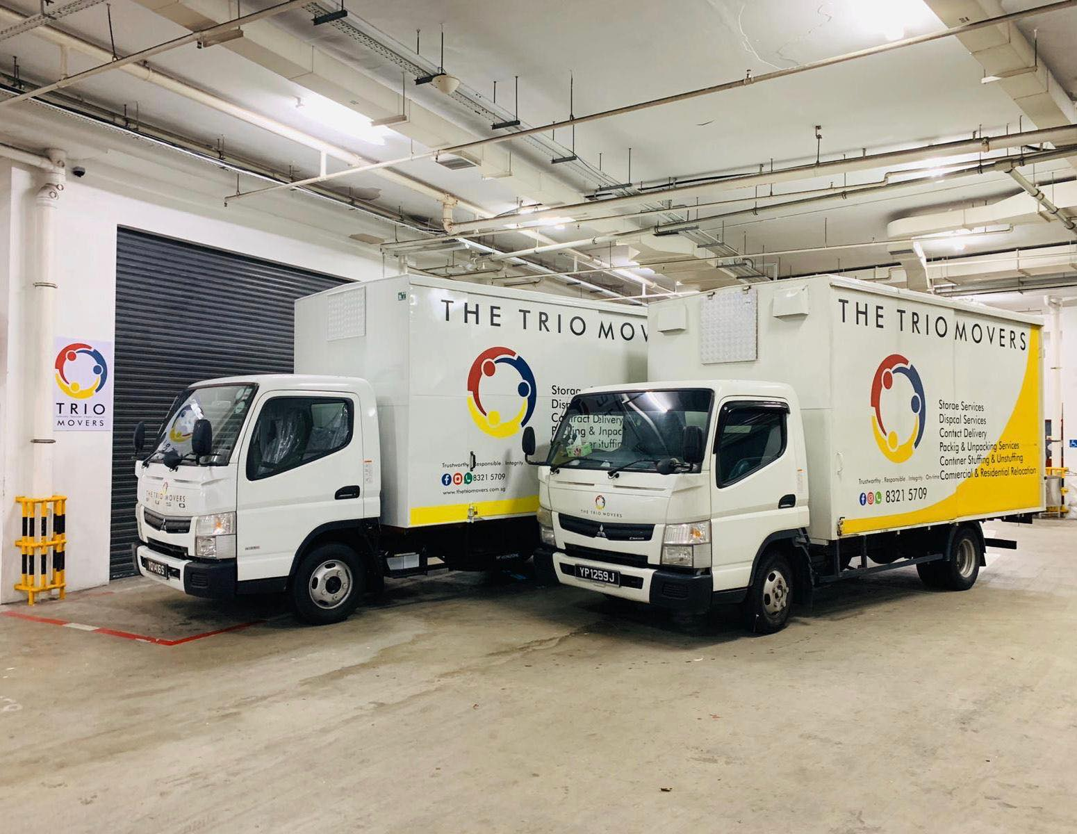 The Trio Movers