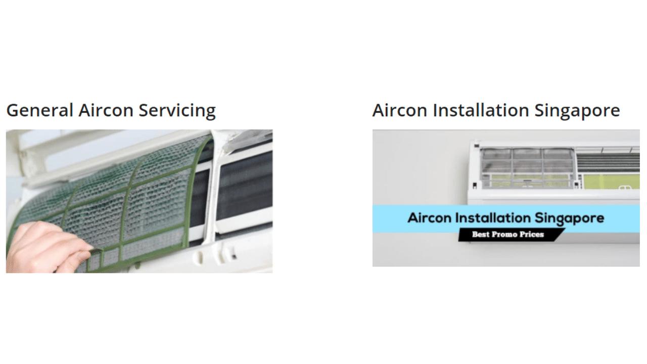 Aircon Servicing SG2160