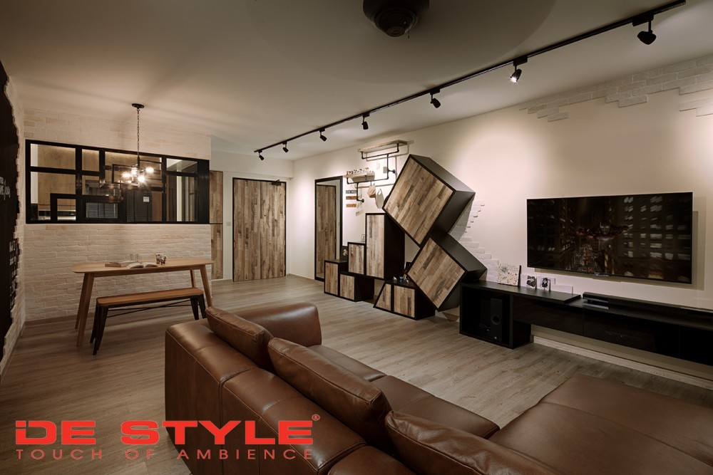 De Style Interior-1990