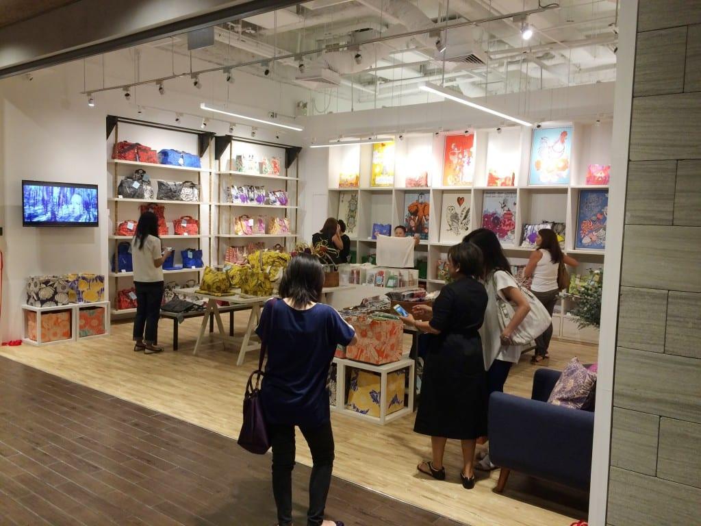 Mandarin Gallery (Retail)858