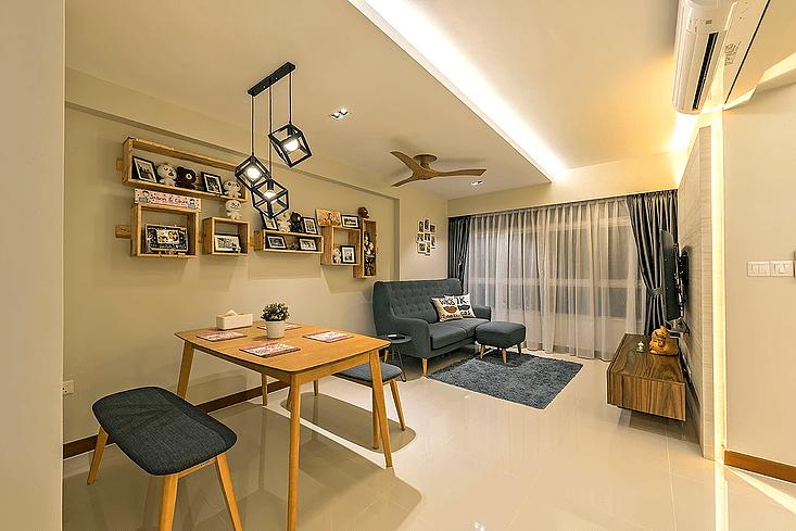 Keat Hong BTO Flat 4 Room