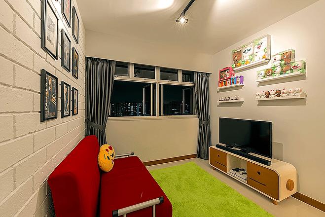 Keat Hong BTO Flat 4 Room294