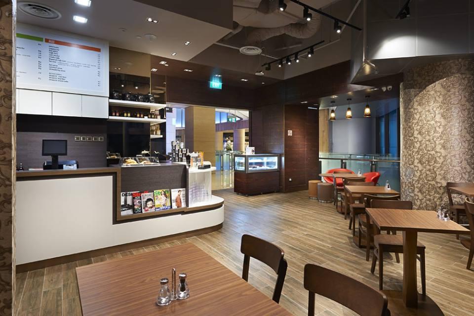 Criollo Cocoa Café - AC Vision Design
