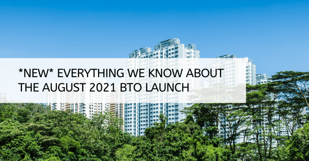 *NEW* Everything About The August 2021 BTO Launch