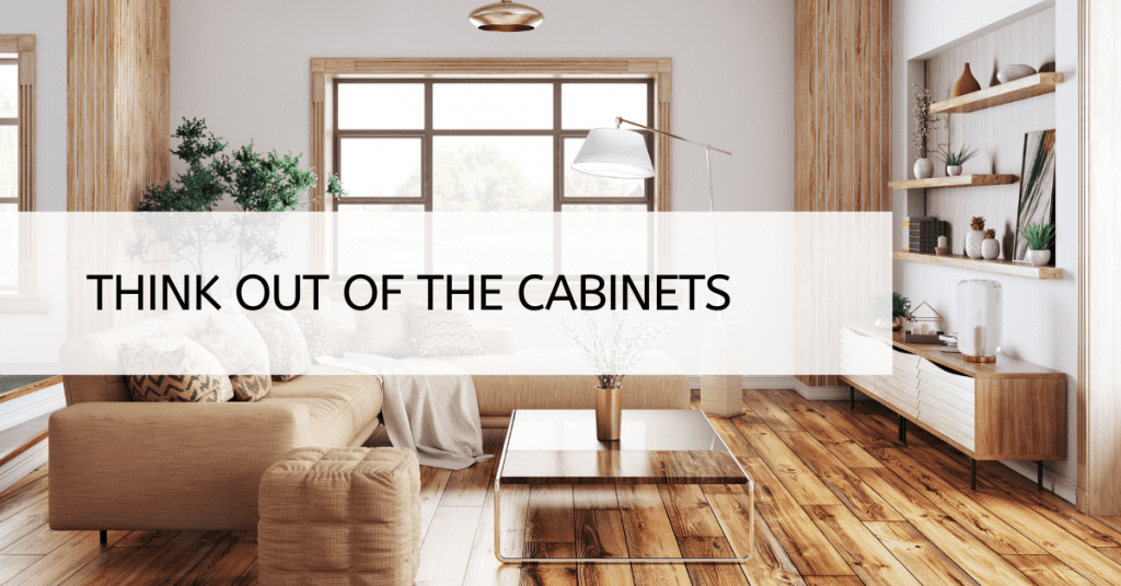 Think Out Of The Cabinets - Cabinets Ideas Inspirations