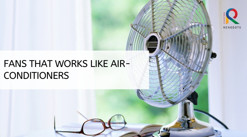 Fans That Works Like Air-Conditioners
