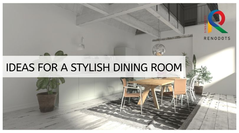 Ideas For A Stylish Dining Room