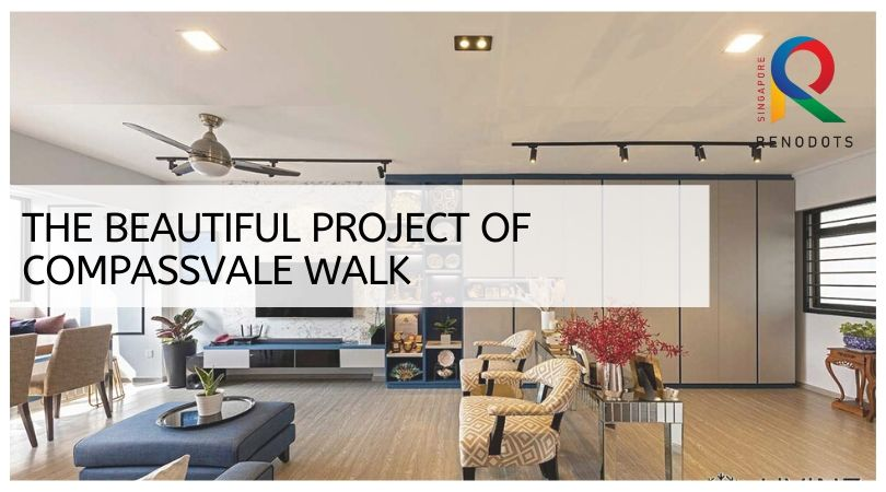 The beautiful Project Of Compassvale Walk