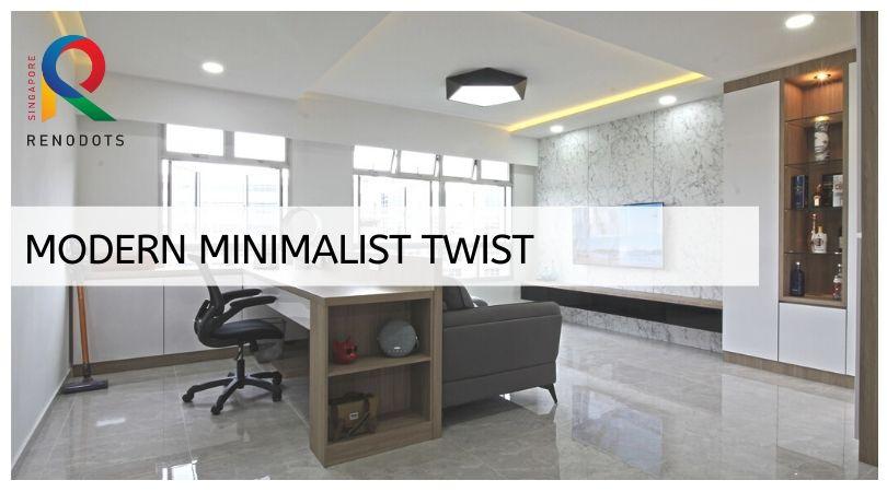 Modern Minimalist Twist