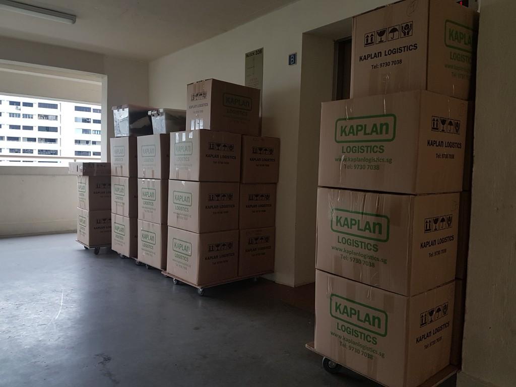 Kaplan Logistics2866