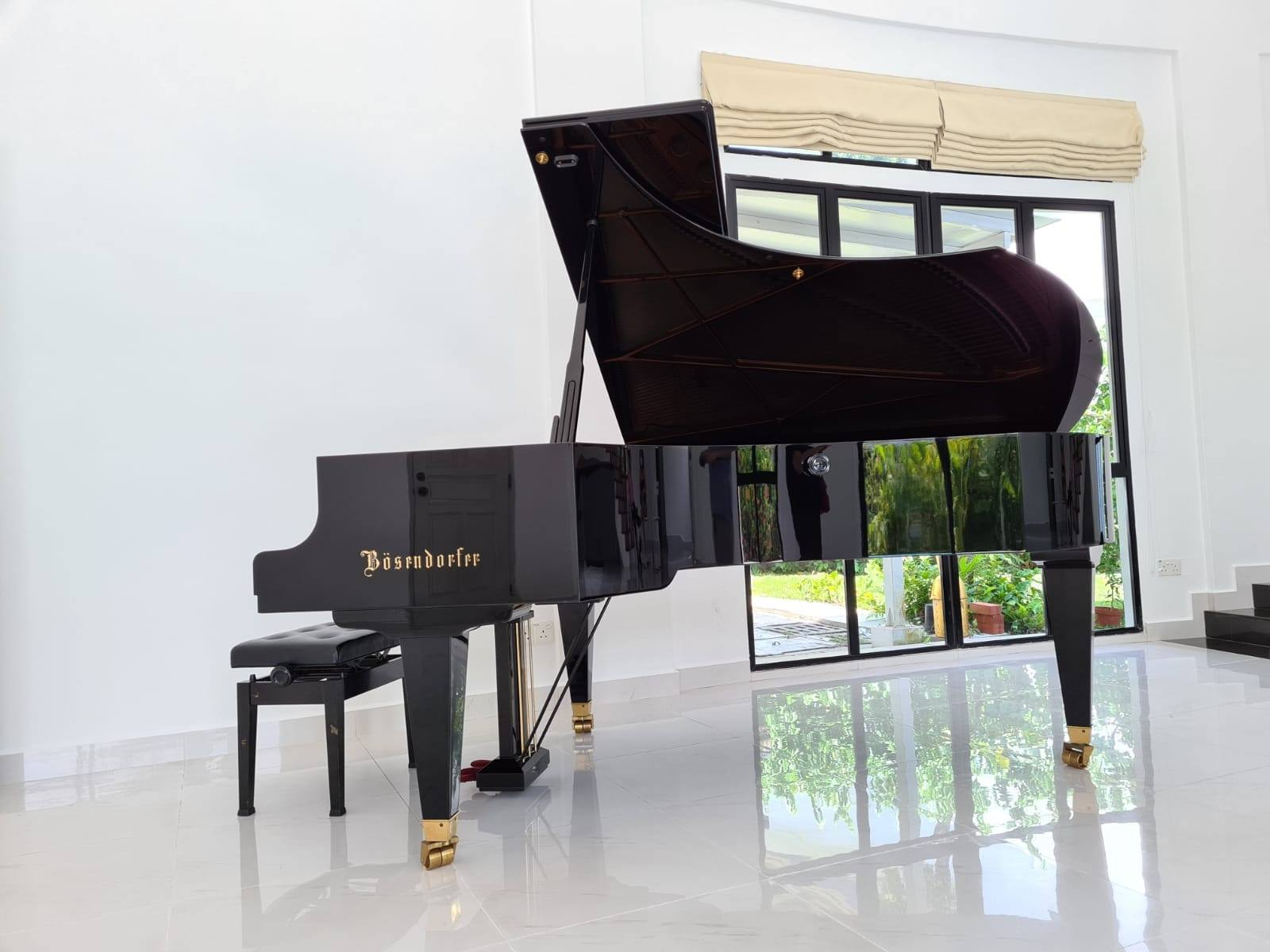 Jie Transport Service (Professional Piano Movers)-3406