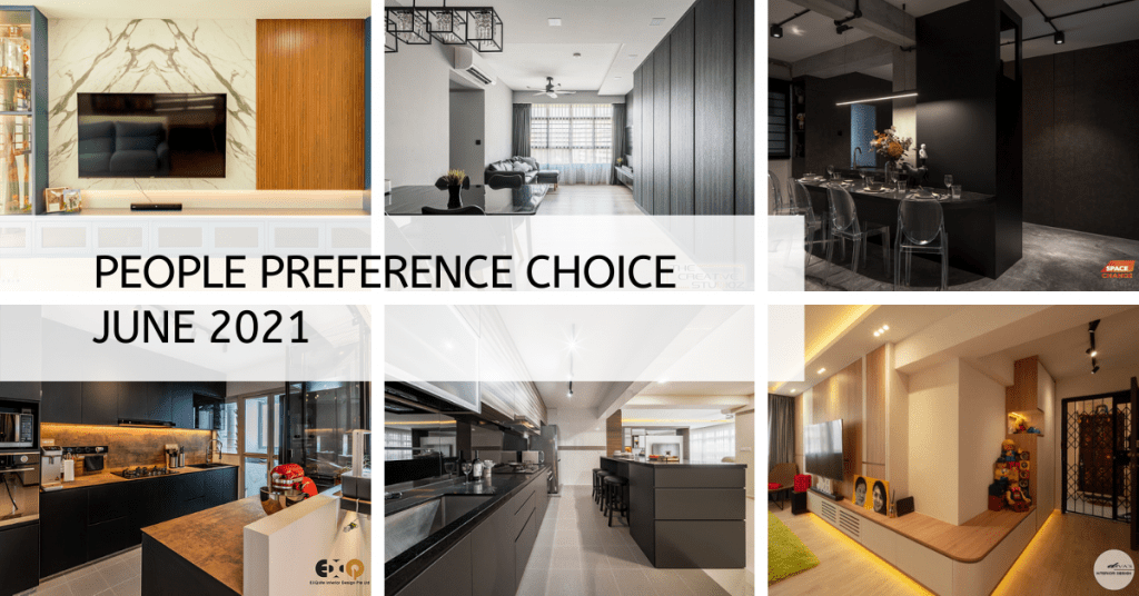 People Preference Choice June 2021
