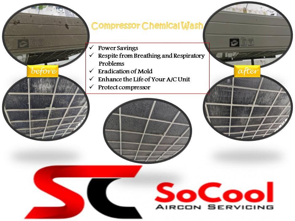 SoCool Aircon Servicing1408