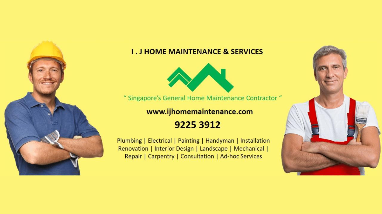 I.J Home Maintenance & Services