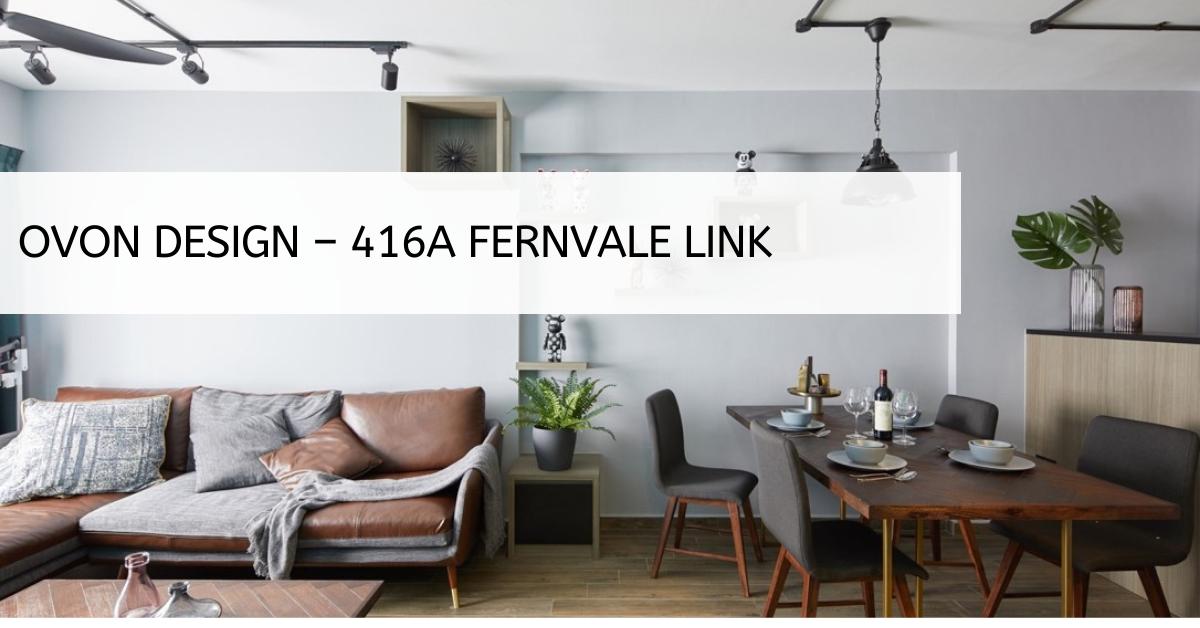 Ovon Design – 416A Fernvale Link