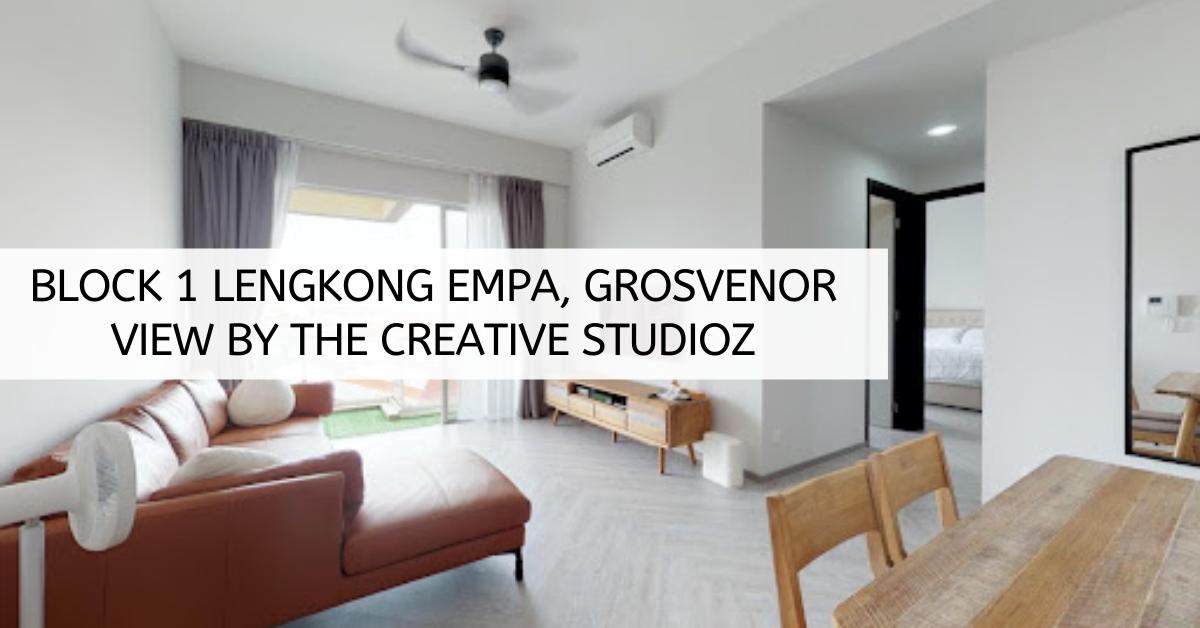 Block 1 Lengkong Empa, Grosvenor View by The Creative Studioz