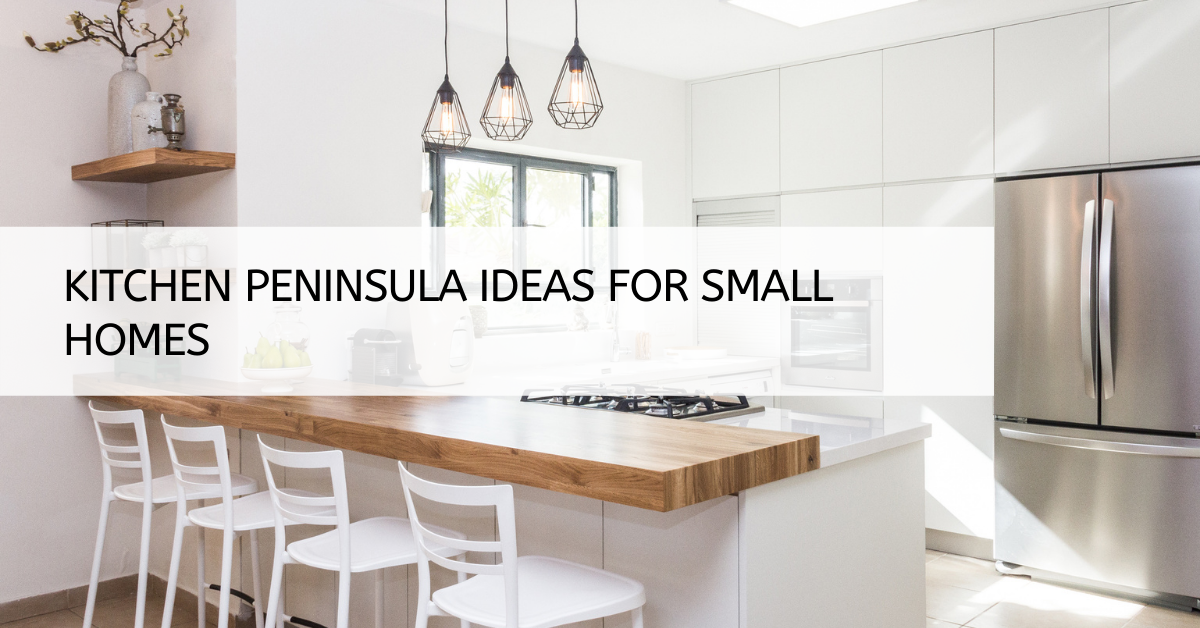 Kitchen Peninsula Ideas For Small Homes