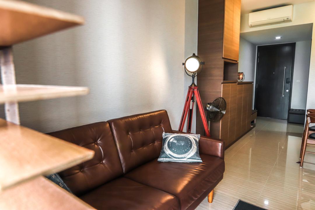 2 Bedder Brownstone Condominium
