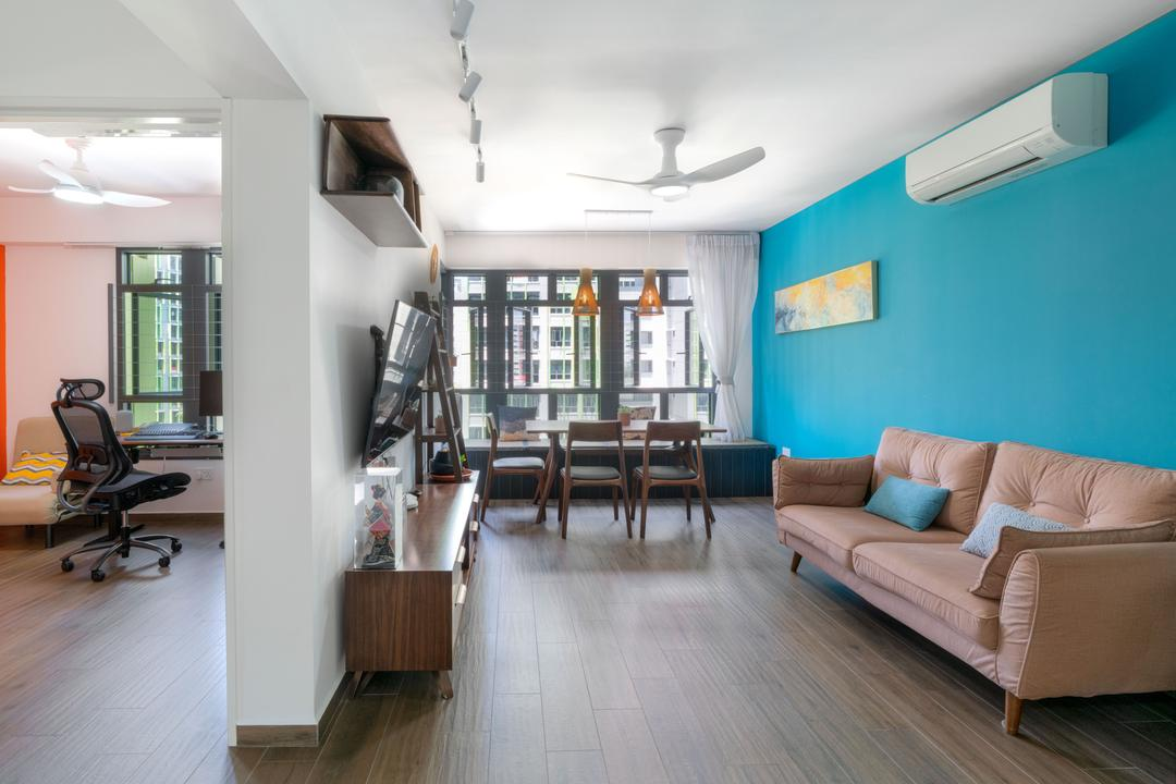 Bidadari Park Drive-apartment