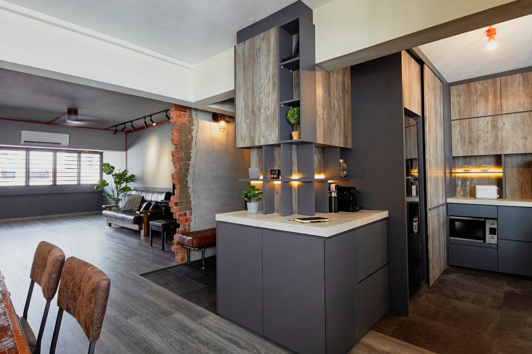 Clover By The Park - IB Interior